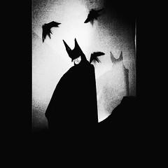 Batman (lucasvianakf) Tags: dark dc origami batman knight gotham papiroflexia handcraft