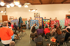 Quilt Retreat Spring 2015