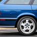 Avus Blue E34 M5 Touring