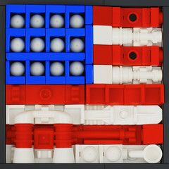 Greeble De Mayo: Missile Launcher (Blake Foster) Tags: de lego space flag contest mayo missile launcher afol greeble