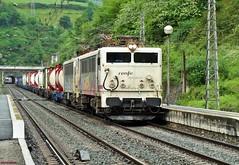 269+269 (firedmanager) Tags: train tren imperial locomotive mitsubishi locomotora teco japonesas freighttrain renfe trena gipuzkoa legorreta 269 mercancías renfemercancías