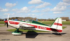 IMG_1289 G-XTRA (M0JRA) Tags: flying aircraft planes airfield breighton gxtra