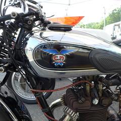 CM Turismo Lusso 1934 175cc OHC (Michel 67) Tags: classic vintage motorbike antigua antiguas moto motorcycle asi ancienne motocicleta motorrad vecchia motocyclette clasica vecchie motoshow clasicas motociclette motociclete classik motocyklar motocicletti