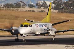 RAF Avia Airlines --- Saab-Fairchild SF-340A(F) --- YL-RAH (Drinu C) Tags: plane aircraft aviation sony cargo dsc freighter mla saabfairchild lmml rafaviaairlines ylrah hx100v sf340af adrianciliaphotography