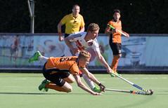 15054647 (roel.ubels) Tags: hockey amsterdam sport oz eindhoven playoffs finale zwart oranje fieldhockey ahbc 2016 topsport knhb