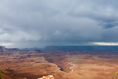Canyonlands Storms Clearing Out (Kevin VanEmburgh Photography) Tags: travel nature clouds landscape utah nationalpark nikon adventure canyonlands storms naturephotography photoproject landscapephotography utahnationalpark utahdesert nationalparkphotography utahphotography kevinvanemburghphotography nationalparkphotoproject
