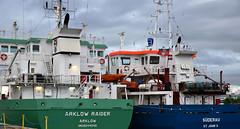 Ships of the Mersey - Arklow Raider & Suderau (sab89) Tags: ships mersey arklow raider suderau