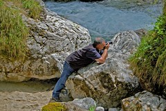 In Inzell und um Inzell herum. (Gnter Hentschel) Tags: water germany bayern deutschland nikon wasser europa fotograf urlaub hobby berge alemania allemagne atwork ferien germania bgl d40 nikond40