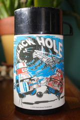 The Black Hole Thermos (1979) (Donald Deveau) Tags: disney sciencefiction thermos theblackhole