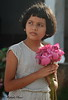 littlr girl (malintha91) Tags: girl flower buddhism anuradapura srilanka worships pleasant calm serenity