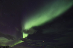 Aurora borealis (loindici.com) Tags: sweden aurora lapland kiruna borealis sude aurores borales laponie