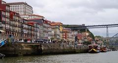 4-160507 Porto 21 (Balades & Randos) Tags: portugal maisons porto douro quai