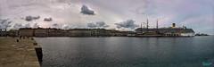 La nave scuola Amerigo Vespucci e la Costa Mediterranea - Trieste, Italy (Mauro Zoch) Tags: italia trieste friuliveneziagiulia costamediterranea amerigovespucci