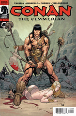 Conan the Cimmerian 2 (cover by Frank Cho) (FranMoff) Tags: comicbooks cho conan frankcho cimmerian