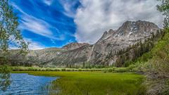 Silver Lake (super*dave) Tags: california lake mountains silverlake easternsierras