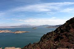 Lake Mead (Rick & Bart) Tags: usa lake nature canon landscape desert nevada lakemead coloradoriver clarkcounty rickbart rickvink eos70d