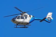 Polizei Bayern Eurocopter EC-135 D-HBPC (gooneybird29) Tags: airplane airport aircraft police helicopter airline flughafen muc flugzeug polizei eurocopter hubschrauber ec135