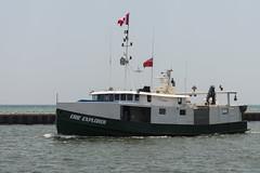 DUD_3861r (crobart) Tags: lake ontario port ship explorer science erie dover
