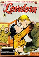 Lovelorn 31 (Michael Vance1) Tags: art artist anthology woman romance relationships dating silverage comics comicbooks cartoonist man marriage