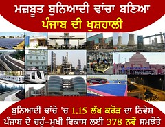 Progressive Punjab-youth akali dal' (youth_akalidal) Tags: punjab development akalidal progressivepunjab