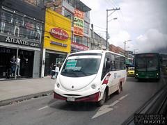 Colectivo Coodiltra 20011 (Los Buses Y Camiones De Bogota) Tags: bus colombia bogota autobus colectivo 20011 busologia coodiltra