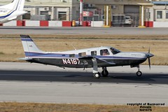 N4167S LMML 06-06-2016 (Burmarrad) Tags: cn private aircraft saratoga ii airline tc piper registration lmml pa32r301t n4167s 06062016 3257153