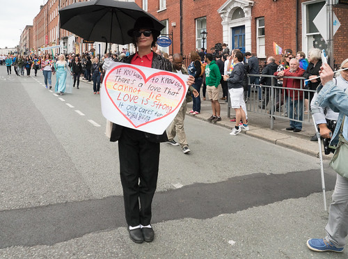 PRIDE PARADE AND FESTIVAL [DUBLIN 2016]-118111