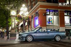 E30-Vert-2603 (Trevor Mah) Tags: vancouver britishcolumbia canada ca e30 convertible night exposure canon 6d 24105 blue cirrus cirrusblaumetallic bmw