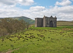 Hermitage Castle is located just of the B399 between Newcastleton and Hawick (penlea1954) Tags: uk walter castle scott de march scotland britain mary scottish lord queen valley romantic earl middle hermitage sir scots dumfries galloway hawick bothwell soules douglases newcastleton bloodiest liddesdale soulis