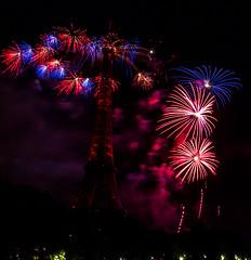 _MG_4752 (Amit Aggarwal0990) Tags: fireworks bastille paris eiffel amit bw night celebration