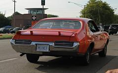1969 Pontiac GTO Judge (RudeDude2140a) Tags: orange classic 1969 car judge pontiac gto coupe