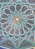 Hafez tomb pavilion vault (maccdc) Tags: iran tomb mausoleum poet shiraz pavillion hafez