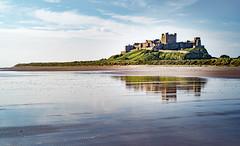 _PSM2304-2 (Snapper Paul) Tags: castle beach landscape bay coast seaside outdoor northumberland shore bamburghcastle embleton