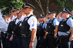 Rememnbering 12th District Officer Brian Strouse - Chicago - 30 June 2016 - 7D II - 111 (Andre's Street Photography) Tags: chicago cops shot gang police killed annual remembrance handgun ambrose streetgang loomis cpd rollcall gangviolence inthelineofduty chicagopolicedepartment eow 12thdistrict 18thplace shotandkilled 18thplaceloomis brianstrouse june302001 chicago30june20167dii briantimothystrouse