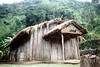 32-255 (ndpa / s. lundeen, archivist) Tags: rural village people nick dewolf nickdewolf 32 reel32 color photographbynickdewolf 1970s 1972 fall film 35mm winter republicofchina taiwan taiwanese eastcoast easterntaiwan hualien hualiencounty easterncoast rurallife unidentified building buildings house houses home homes thatchroof thatchedroof cross church hill hillside mountain mountainside hills mountains china chinese 1973
