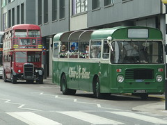 London calling (Coco the Jerzee Busman) Tags: jersey bus coach tours uk channel island char banc