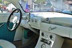 15th Annual Old Town Montrose Car Show (USautos98) Tags: mercury interior hotrod fatboy 1949 streetrod merc kustom leadsled
