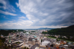 Salzburg (jochenlorenz_photografic) Tags: alps salzburg castle river austria nikon europe cityscape fuji explore hotspot discover cityview festung niceview salzach longtimeexposure hohensalzburg citytrip discovertheworld earthpics nikonlandscape austrianlandscape nikond7100 fujixseries igaustria austrianblogger fujixt10 fujixsytem