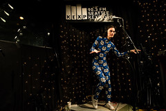 Yelle (kexplive) Tags: seattle winner kexp yelle photobyrenatasteinernataworrycom 272015