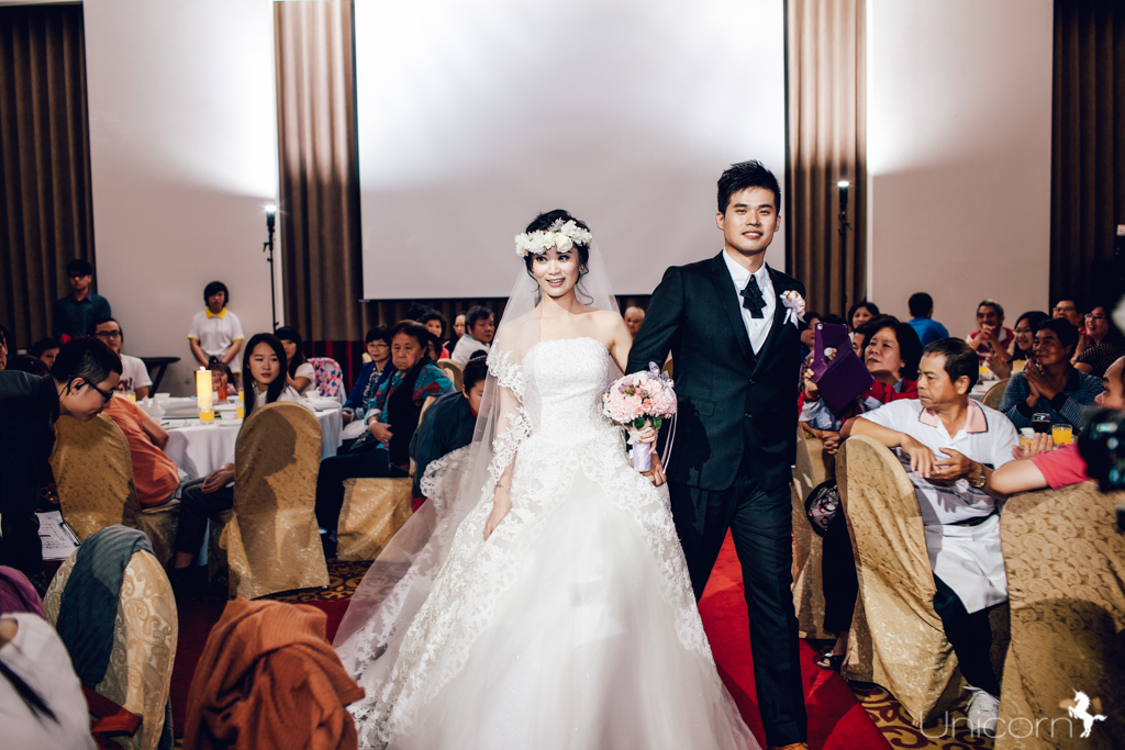 《桃園婚攝》 秉燁 & 曉宜婚禮攝影 / 南方莊園