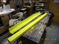 Hank Kennedy table saw project - diy guide rails 22