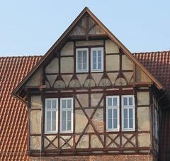 (:Linda:) Tags: brick hospital germany town thuringia gable halftimbered fachwerk hildburghausen andreaskreuz historicism rocalle karolinenburg standrew´scross
