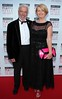 Terry McCoy and Miriam Ahern on the Red Carpet at The Peter Mark VIP Style Awards 2015 at The Marker Hotel,Dublin. Pictures Brian McEvoy