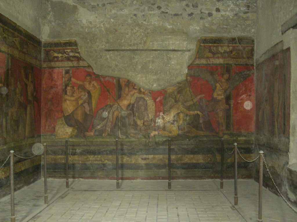 The World S Best Photos Of Peinture And Pompéi Flickr Hive