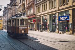 IMGP1285 (Mimi_Brioche) Tags: road street city trip travel architecture czech tram brno