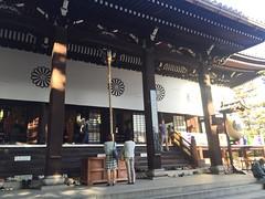 IMG_8393 (digitalbear) Tags: apple japan temple kyoto inari plus gion minami uji pontocho nanzenji nakamura maccha byodoin fushimi honnoji biwako honten sosui tetsugakunomichi kinenkan tokichi iphone6 ichirobei