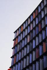 Ventanas de Londres (vecchiarellimauro) Tags: blue windows red london azul design rojo arquitectura pattern style colores ventanas londres estilo diseño patron arquitecture