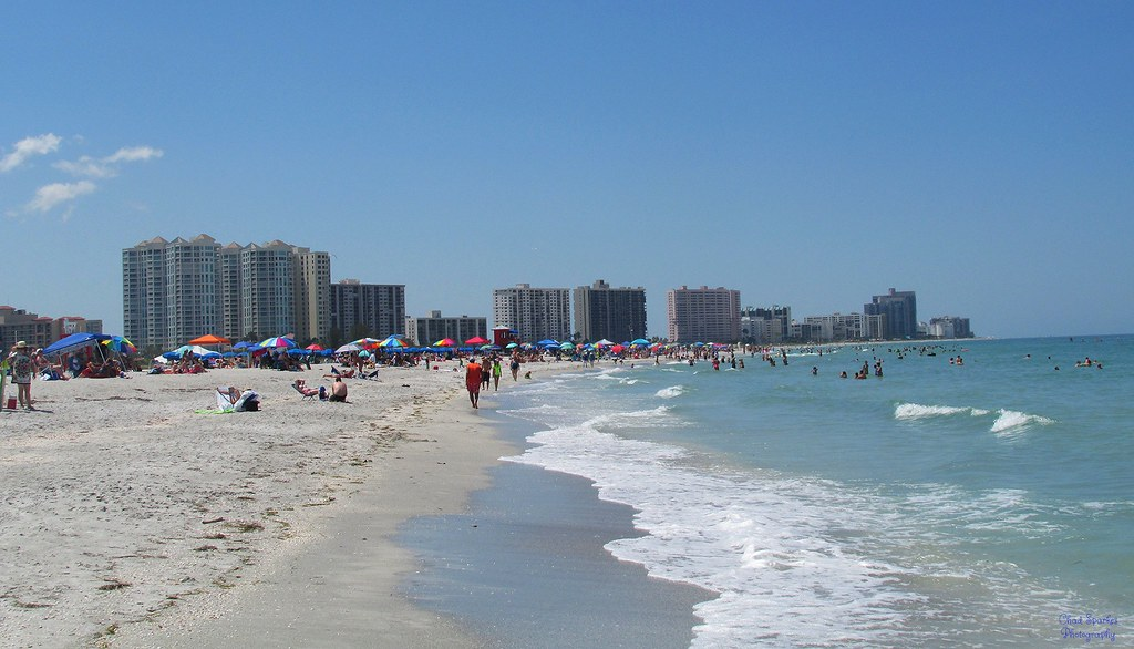 Clearwater Beach by Thanks for over 2 million views!!, on Flickr