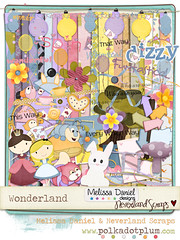 Melissa Daniel Designs - Wonderland (misshappy80) Tags: groen blauw konijn alice disney caterpillar wonderland geel fantasyland roze paars chesirecat melissadanieldesigns