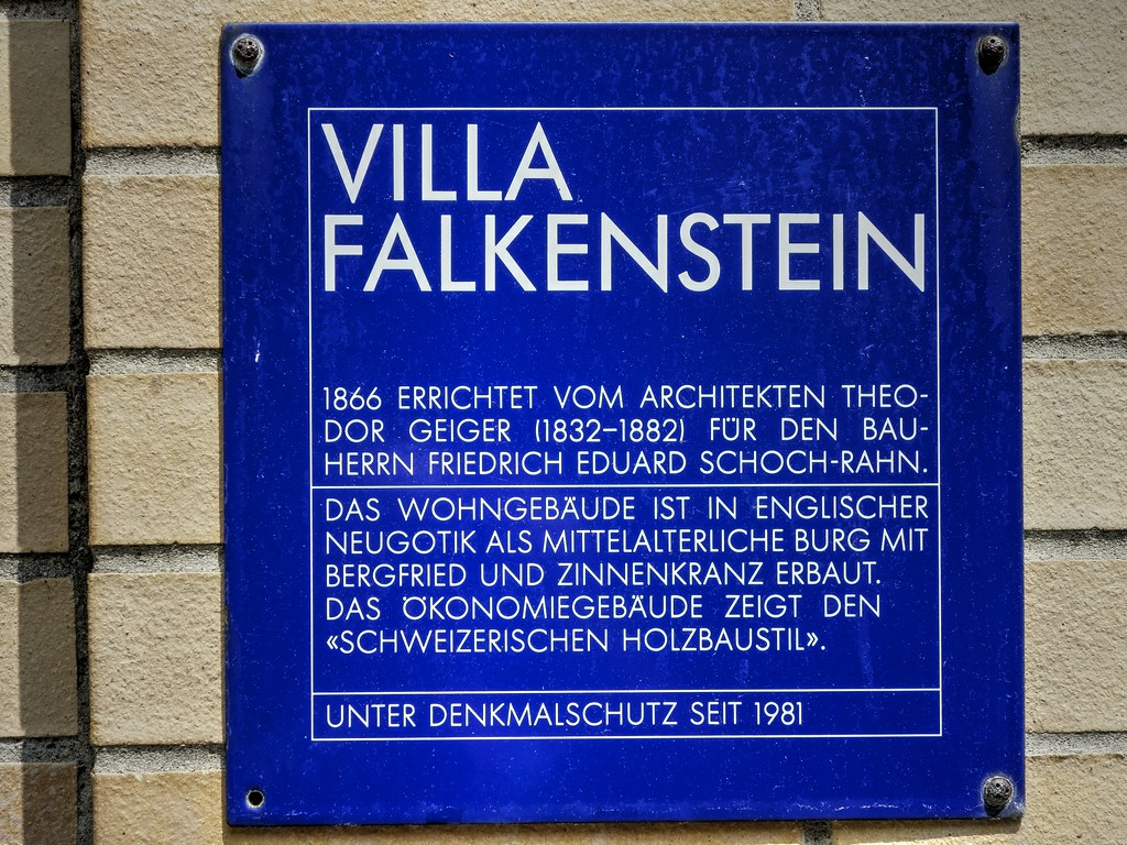 Villa Falkenstein the s best photos of fuentetipográfica flickr hive mind